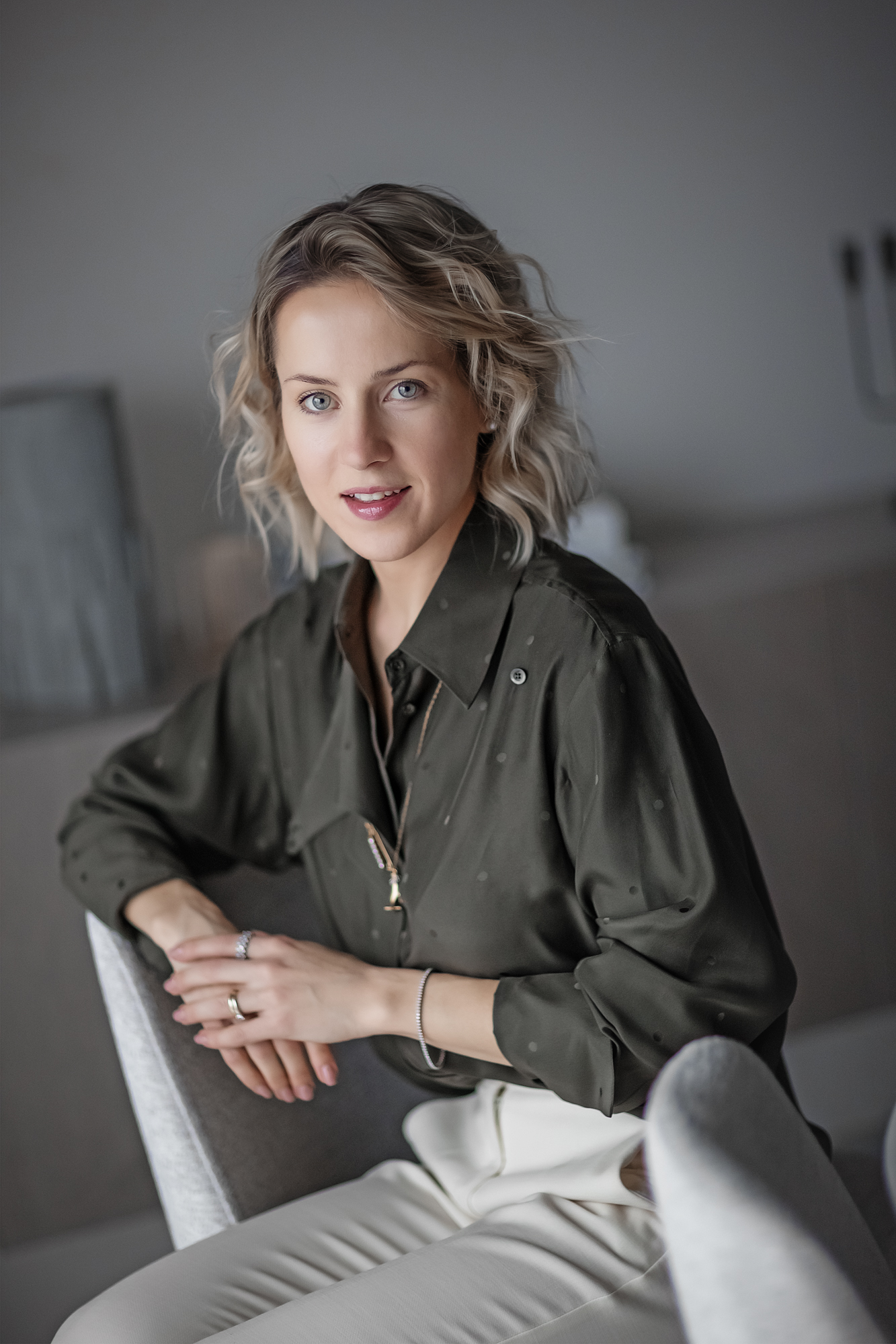 zz Interior Designer and architect maria Duborkina