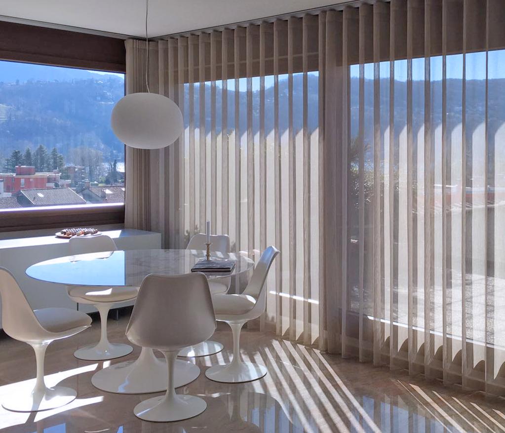 12 interior design agno svizzera ristrutturazione SALA DA PRANZO